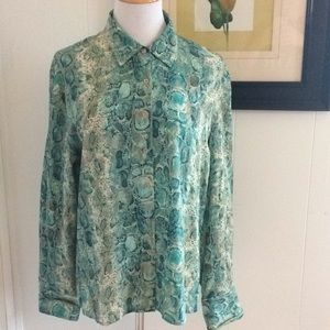 Talbots | Silk Blouse